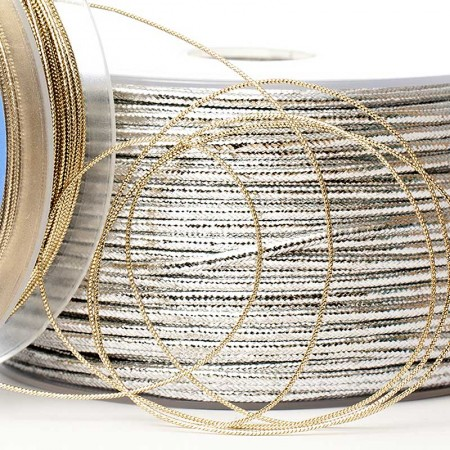 METALLIC RIGID CORD